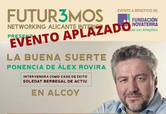 Aplazado Futuremos Alcoy